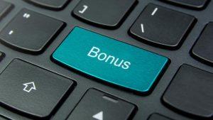online casino bonus system